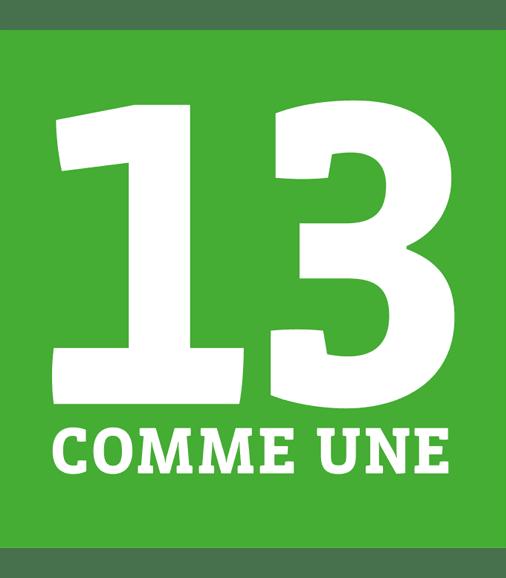 13 Comme Une