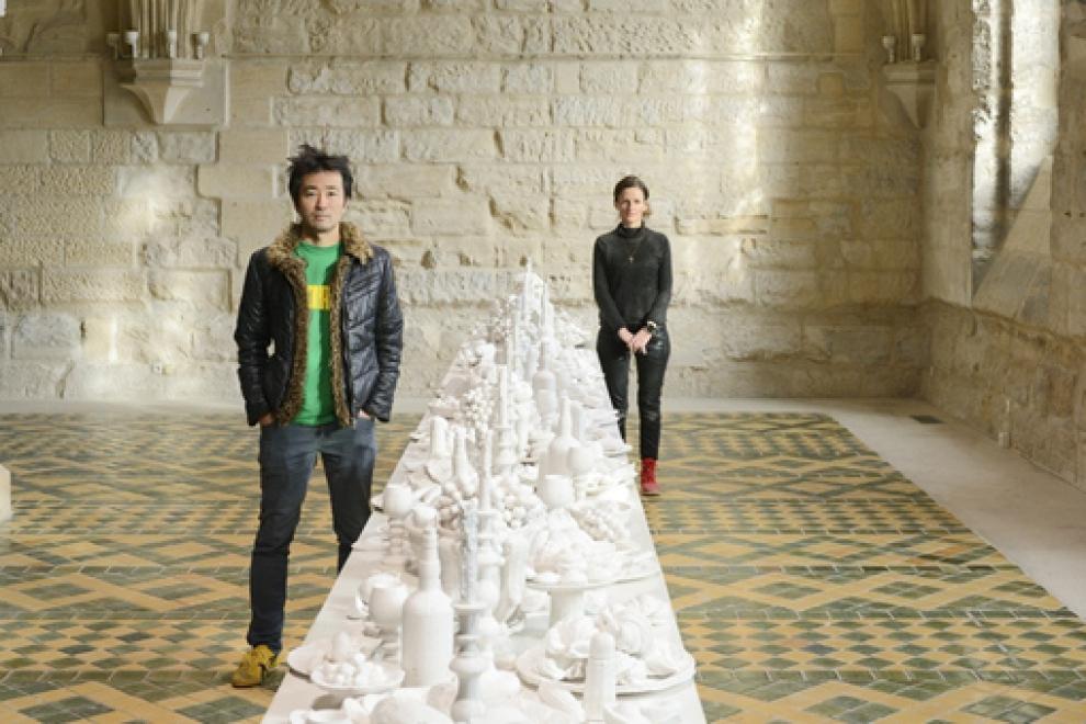 Ken et Julia Yonetani © Catherine Brossais CGVO