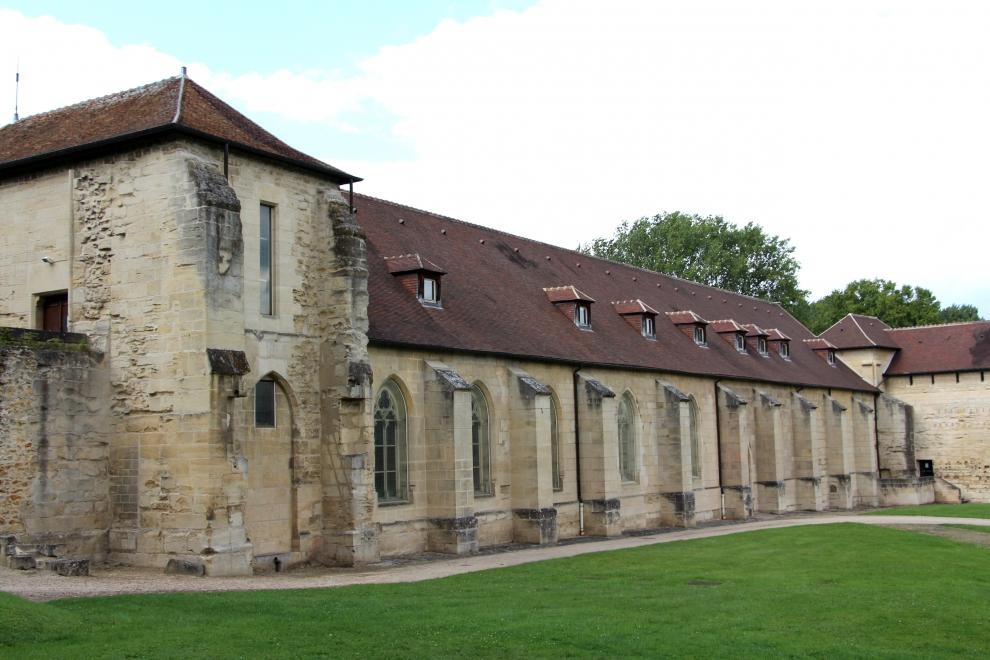 Abbaye de Maubuisson © CACP Philippe Raimbault