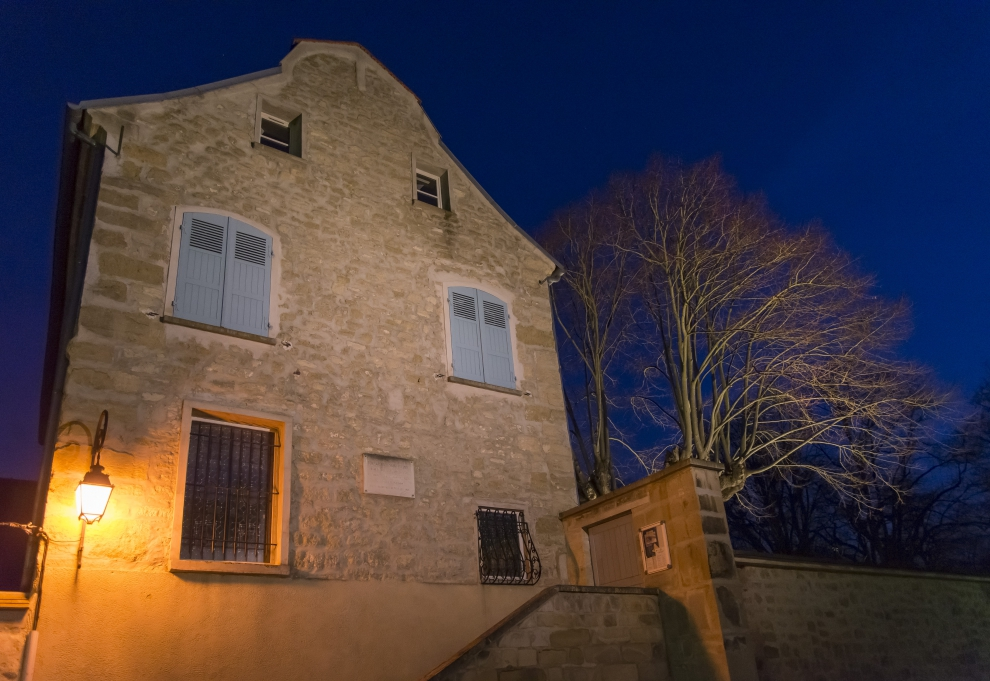 Maison Bernardin de Saint-Pierre à Eragny
