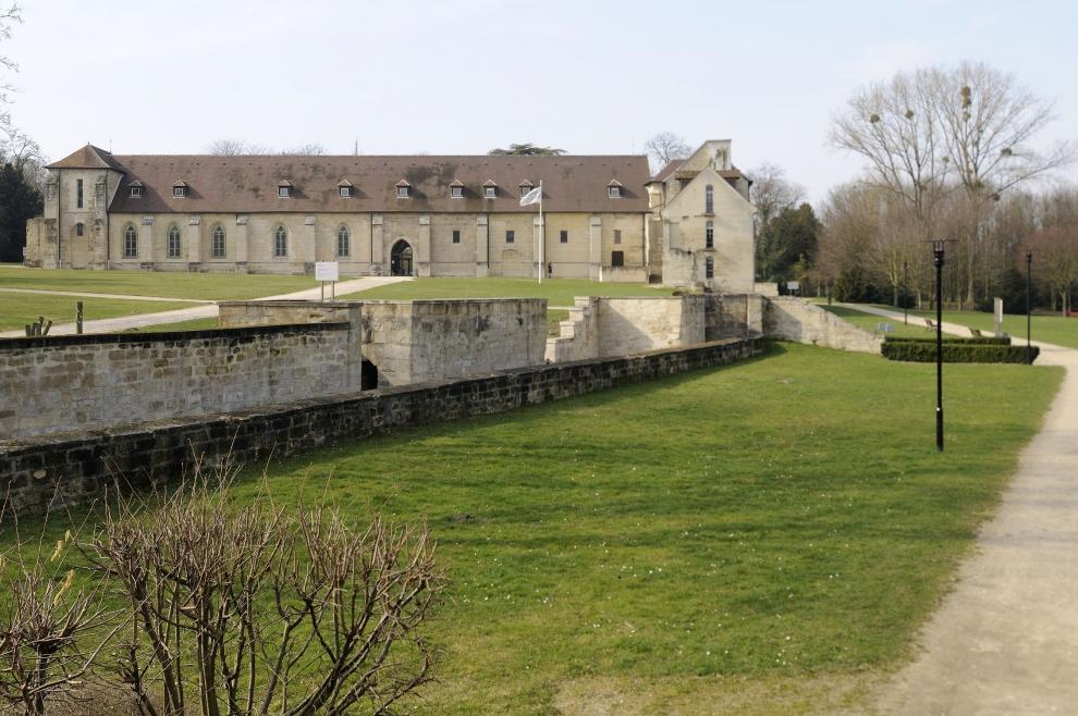 Abbaye de Maubuisson © Catherine Brossais - CGVO