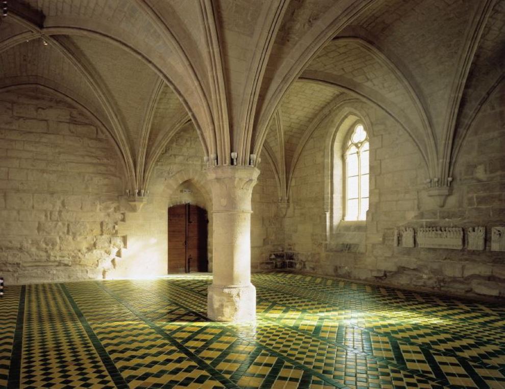 Abbaye de Maubuisson © CDVO