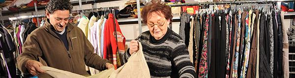 Emmaüs, Berne sur Oise, don de vêtements, ESS, économie sociale et solidaire, réduction des déchets