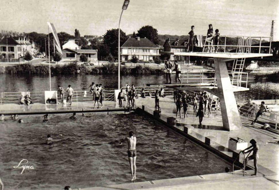 pontoise piscine hôtel dieu
