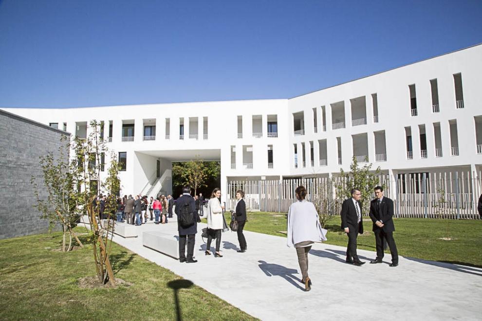 Maison internationale de la recherche à Neuville © CACP