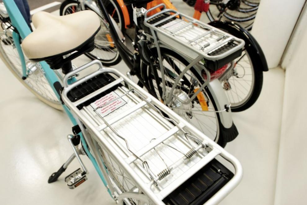 Vélo électrique © CACP