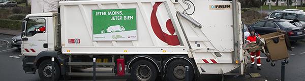rippeur, camion-benne, ordures ménagères, cergy-pontoise, cergy, jeter moins, jeter bien