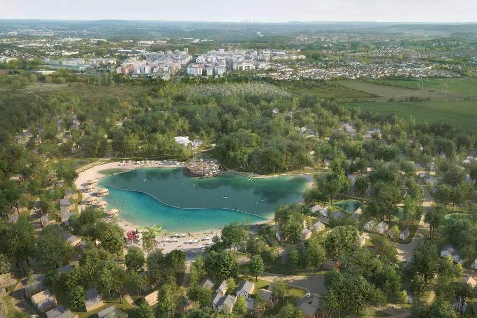 Projet sur le site de Mirapolis à Cergy-Pontoise