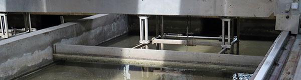bassin de dessablage, station épuration, Neuville-sur-Oise, Cergy-Pontoise