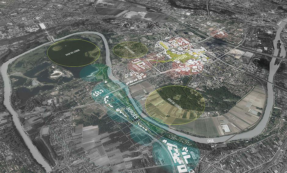 Programmation du futur campus Paris-Seine à Cergy-Pontoise