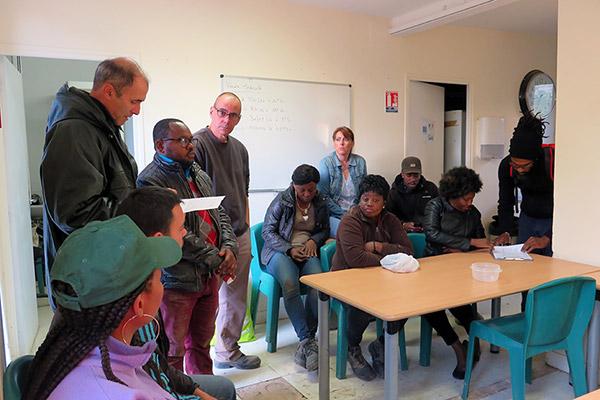 Association ACR, jardins de cocagne, vauréal, insertion, économie sociale et solidaire, agriculture bio,