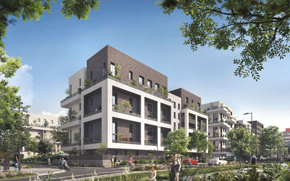 Logements Marjoberts Cergy-Pontoise Grand Centre