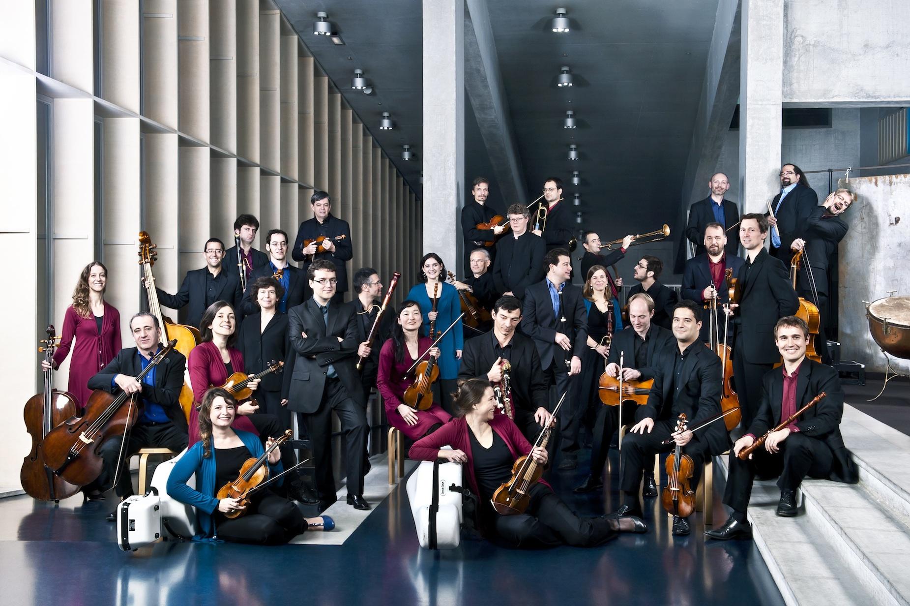 Ensemble Les Ambassadeurs - Festival baroque de Pontoise