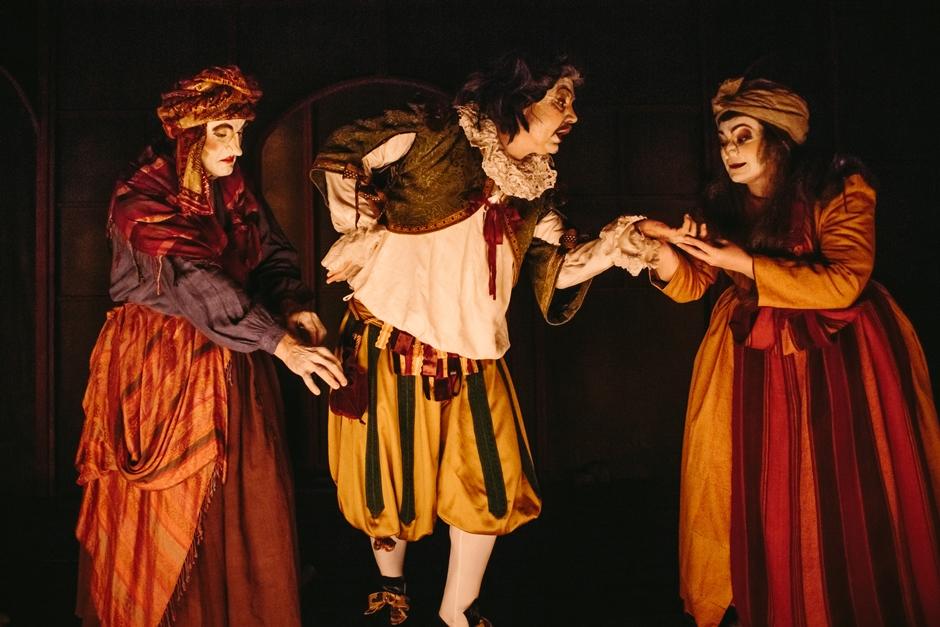Compagnie mandragore- Festival baroque de Pontoise