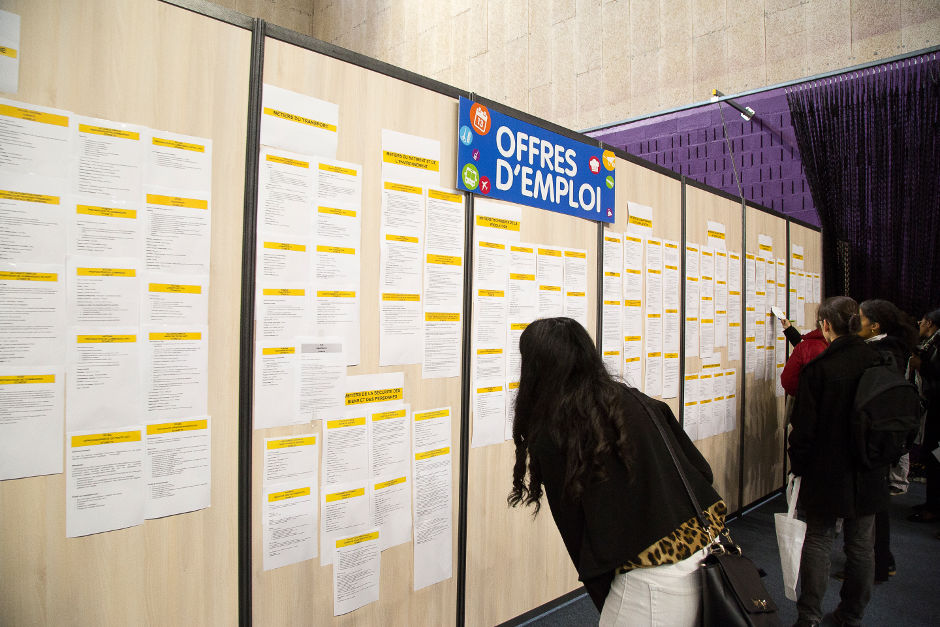 Forum emploi Cergy-Pontoise 2017