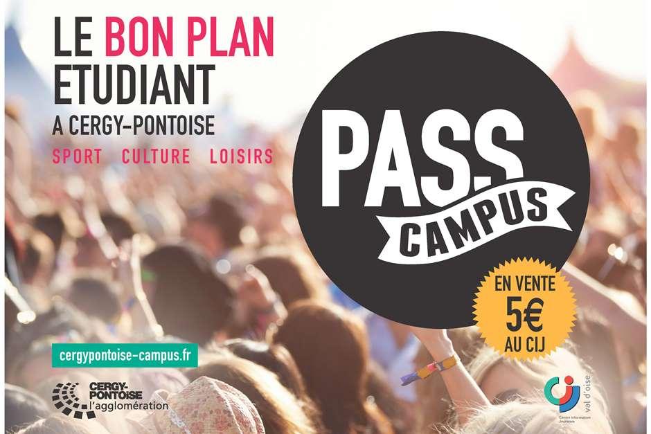 Pass campus Cergy-Pontoise