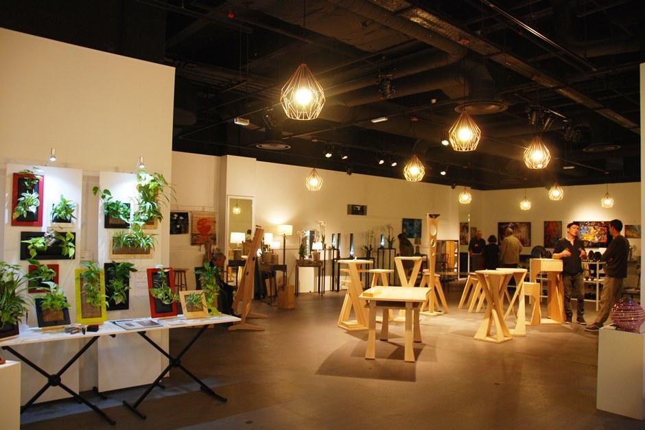 Boutique des créateurs aux 3 Fontaines à Cergy-Pontoise