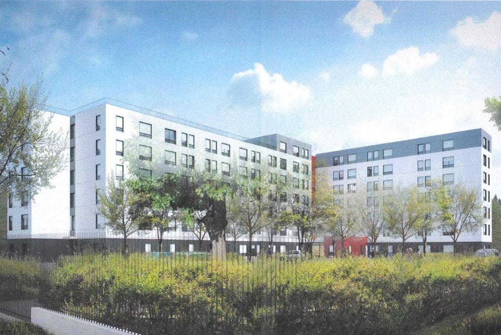 La prochaine résidence sociale du quartier Bossut à Cergy-Pontoise