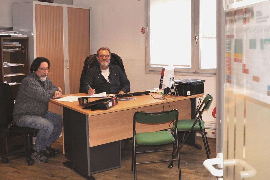 Le relais écoute santé du secours populaire à Cergy-Pontoise
