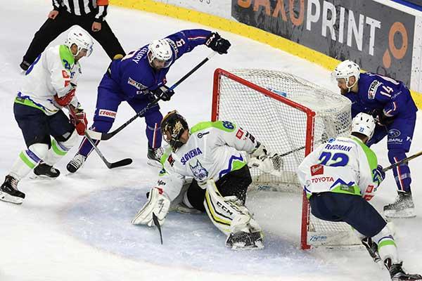 équipe de france, hockey sur glace, FFHG