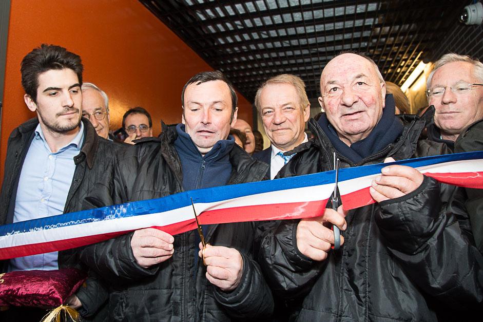 Inauguration de la résidence sociale L'Ensemble