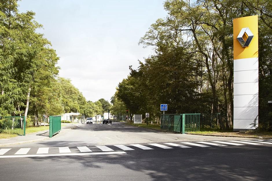 Renault à Cergy-Pontoise