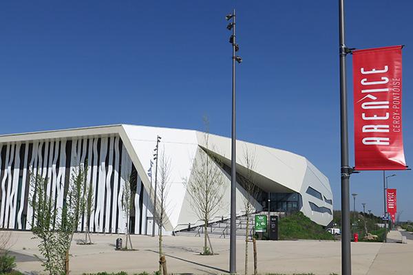 patinage artistique, Club des sports de glace de Cergy-Pontoise, Aren'Ice