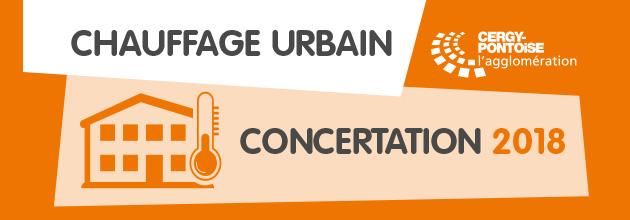 concertation chauffage urbain, cergy-pontoise, header pour emailing
