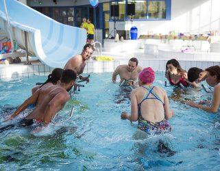 Accéder à 23 millions d'euros pour les piscines de l'agglo