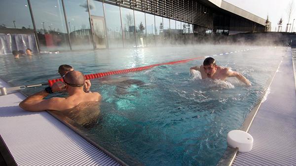 bassin nordique, piscine,