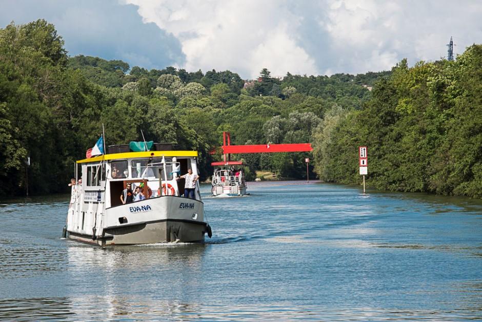 Les bateaux de l'Oise en fête en 2017