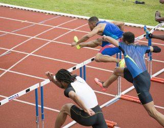 Accéder à L'athlétisme de Cergy-Pontoise toujours plus haut !