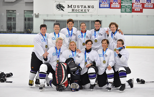gay games, cergy-pontoise, aren'ice, patinage artistique, hockey sur glace, cergy