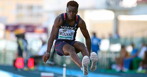 Jeux méditerranéens, Quentin Mouyabi, EACPA, © http://www.athle.fr