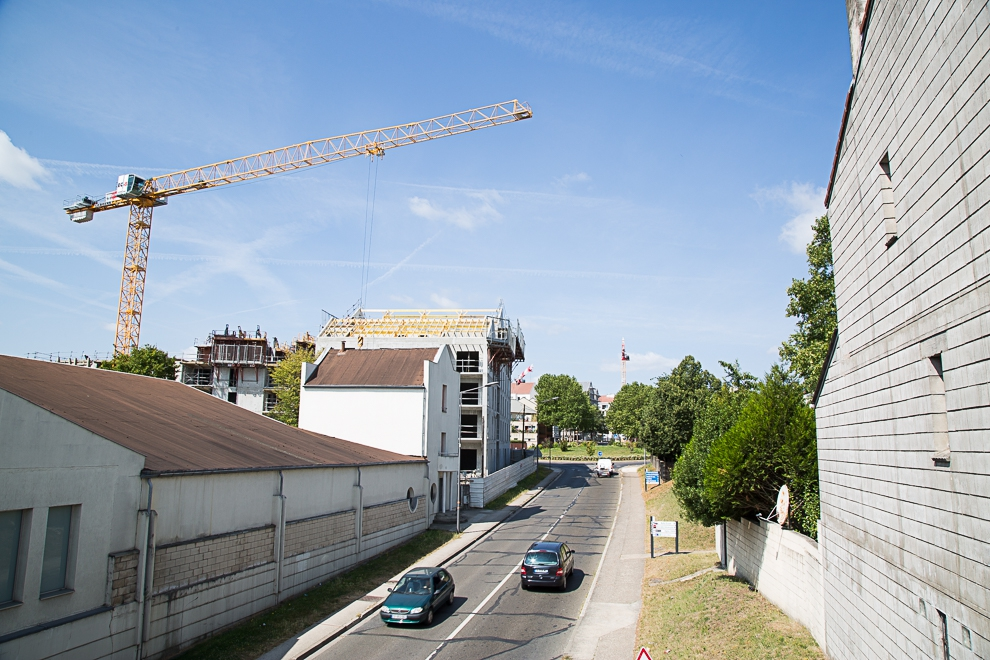 Le projet de ville de Jouy-le-Moutier © CACP LD