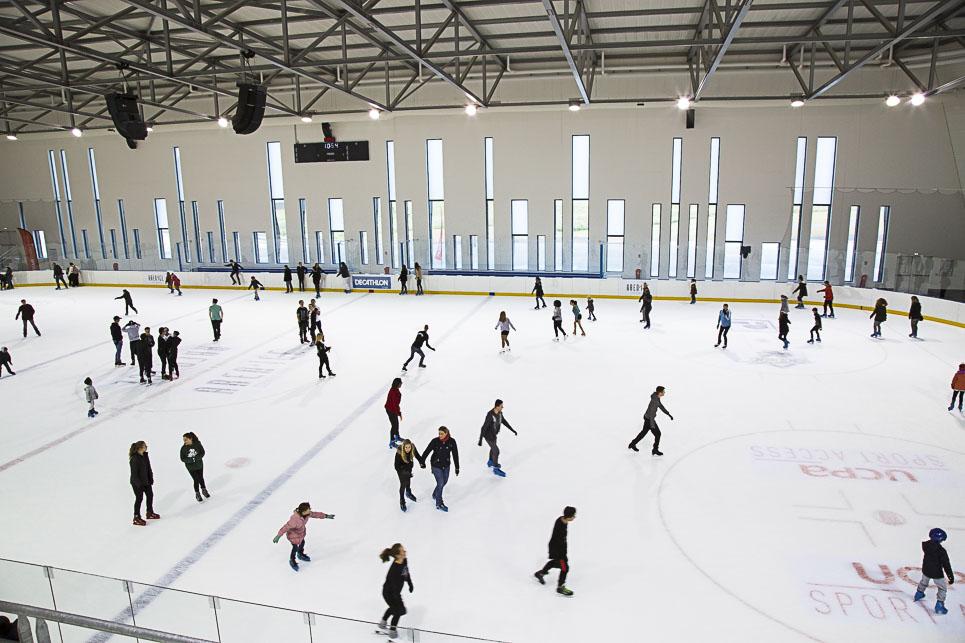 Aren'Ice, Linandes, Cergy-Pontoise