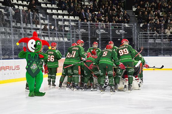 jokers, HCCP, hockey club de Cergy-Pontoise,