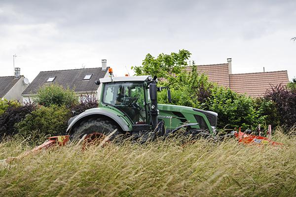 agriculture, zone urbaine, Cergy-Pontoise