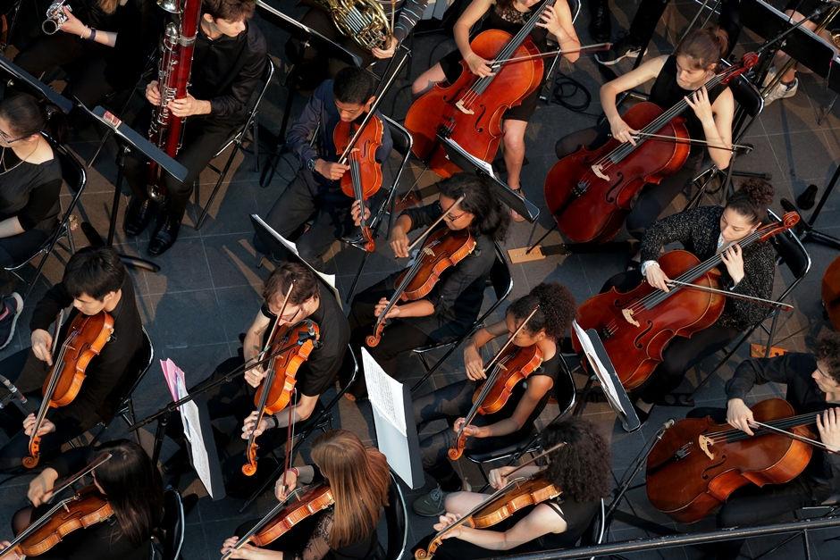 orchestre symphonique du conservatoire de Cergy-Pontoise