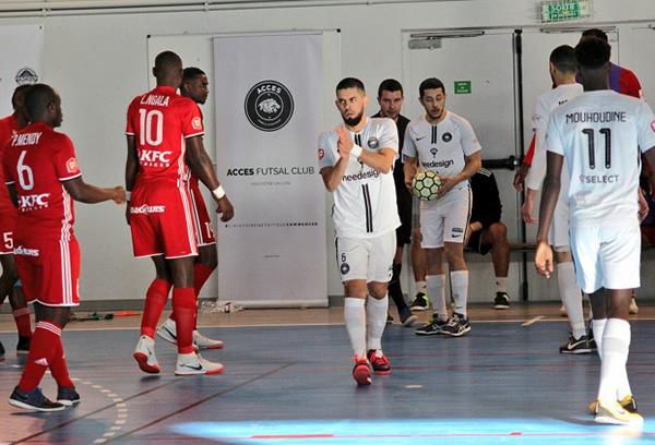 Acces Futsal Club de Villeneuve la Garenne