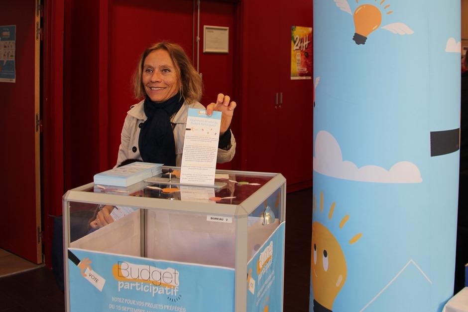 Vote budget participatif Courdimanche