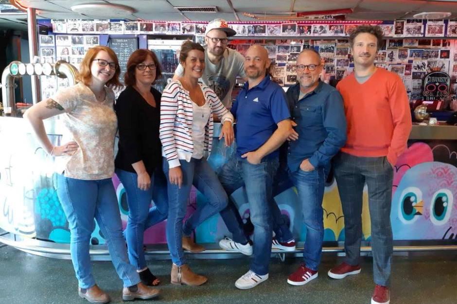 L'équipe du Forum à Vauréal
