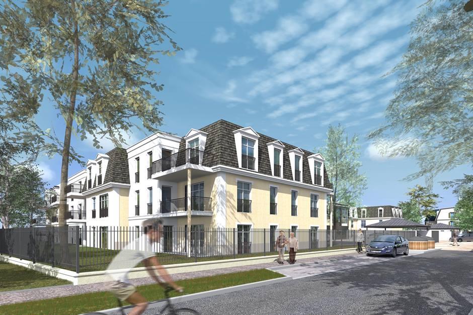Maison de Mariane - projet Vauréal