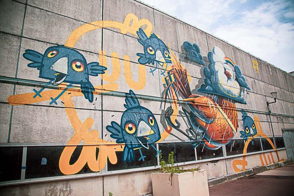 Fresque Grand Centre 12