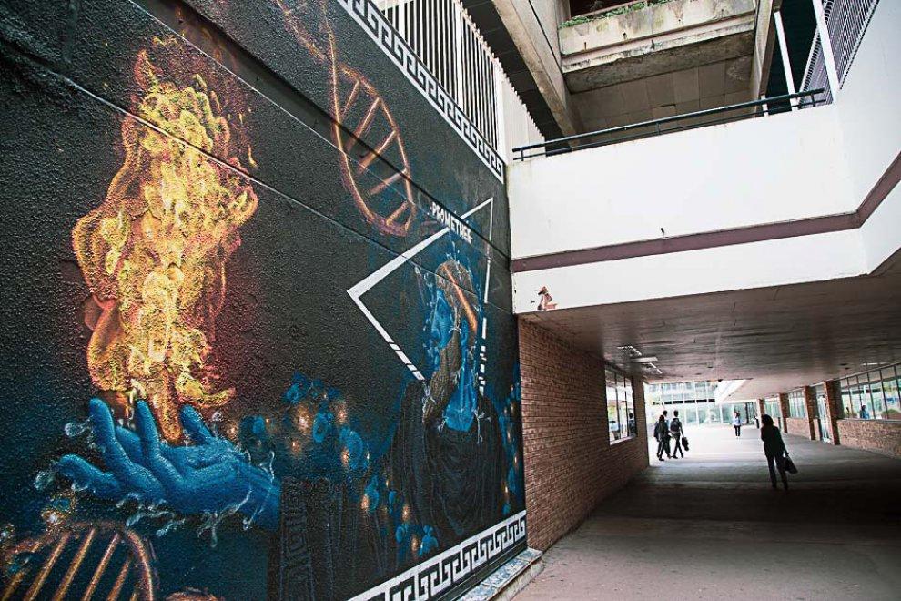 Fresque Grand Centre 13
