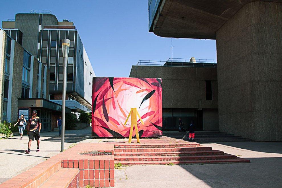 Fresque Grand Centre 17