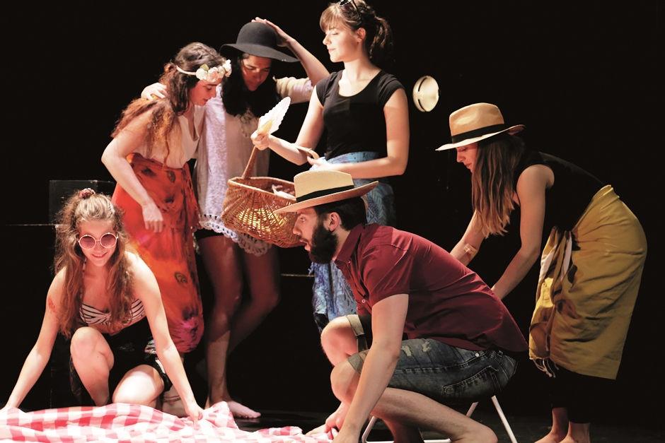Théâtre au Conservatoire de Cergy-Pontoise