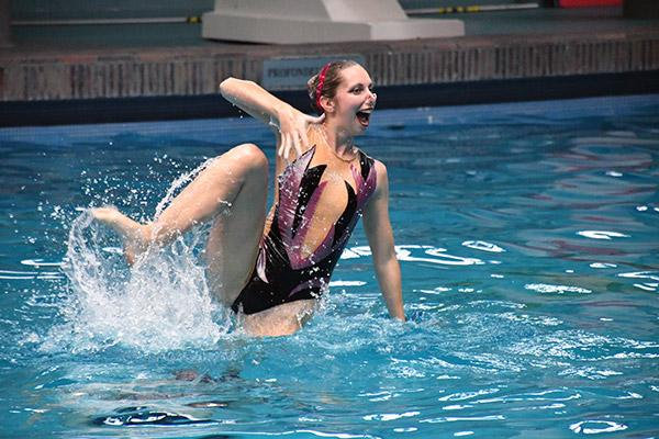 natation synchronisée, cergy-pontoise, natation artistique, cergy nat synchro