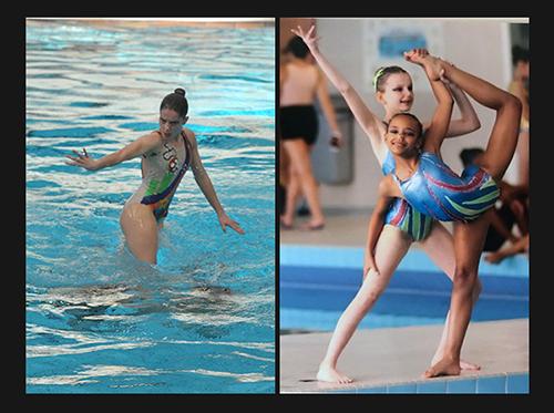 natation synchronisée, cergy-pontoise, natation artistique, cergy nat synchro, gala, 20 ans