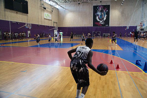 spartiates, cergy-pontoise basketball, AmiralCamp 2018